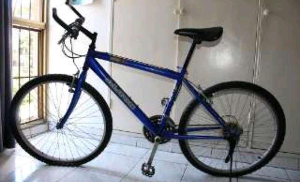 Vendo Bici Rod 26 con Cambios