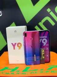 Huawei Y9 2019 64Gb nuevos factura garantia domicilios sin costo HLACOMUNICACIONES