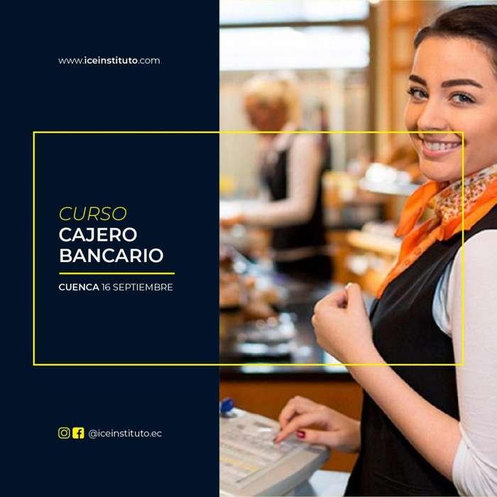 CURSO FORMATIVO DE CAJEROS BANCARIOS Y COMERCIALES