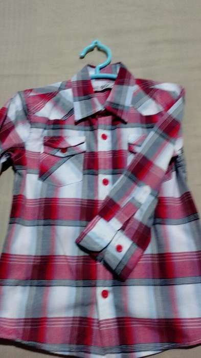 Camisas para Niños Talla 2 Y 3