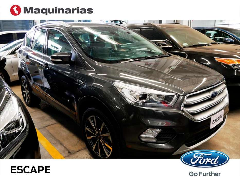 Ford Escape 2018 - 0 km