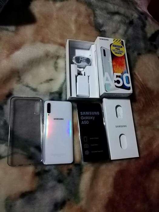Samsung A50 Dias de Uso