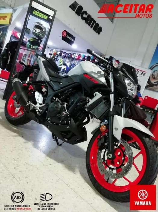 Yamaha MT 03 (0kms) 2020