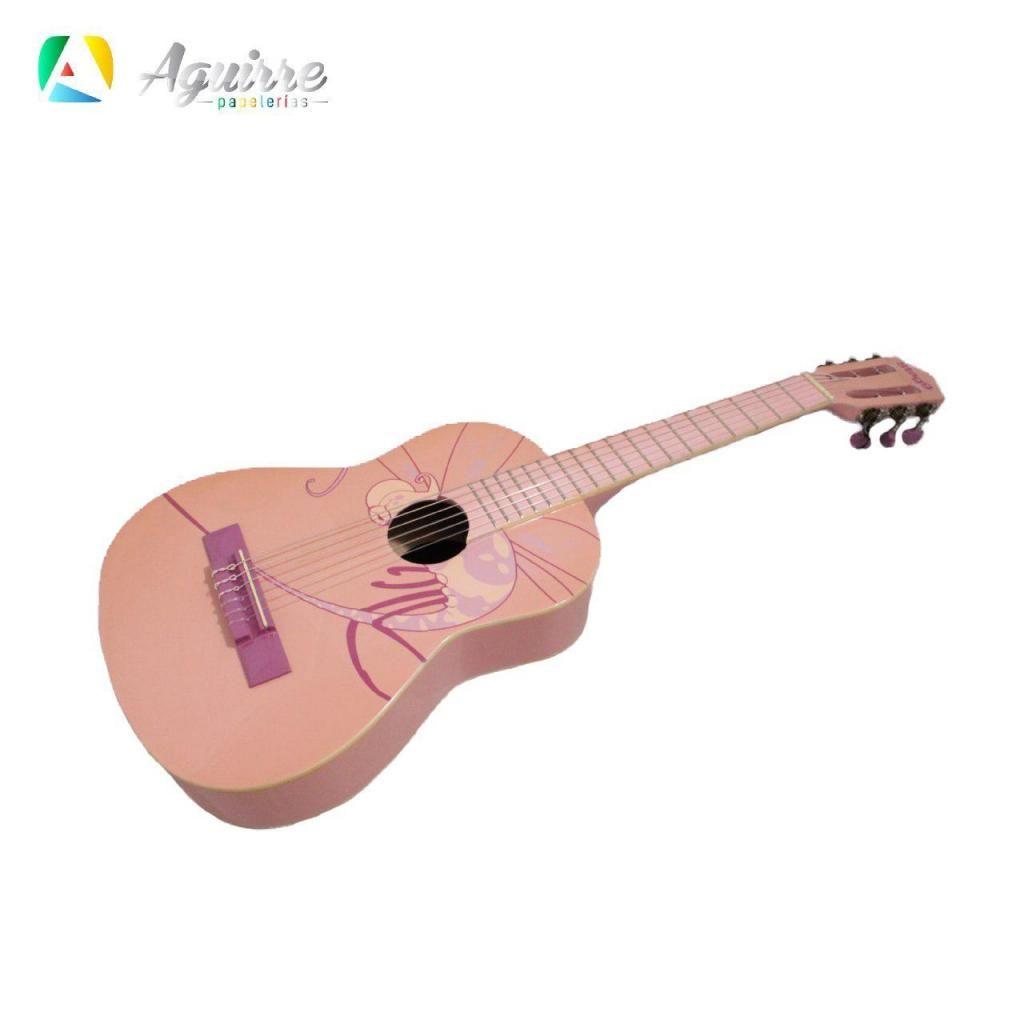 Guitarra Clásica Rosada Stagg