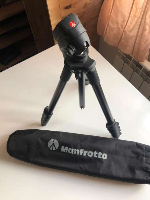 Tripode Manfrotto Compact Action