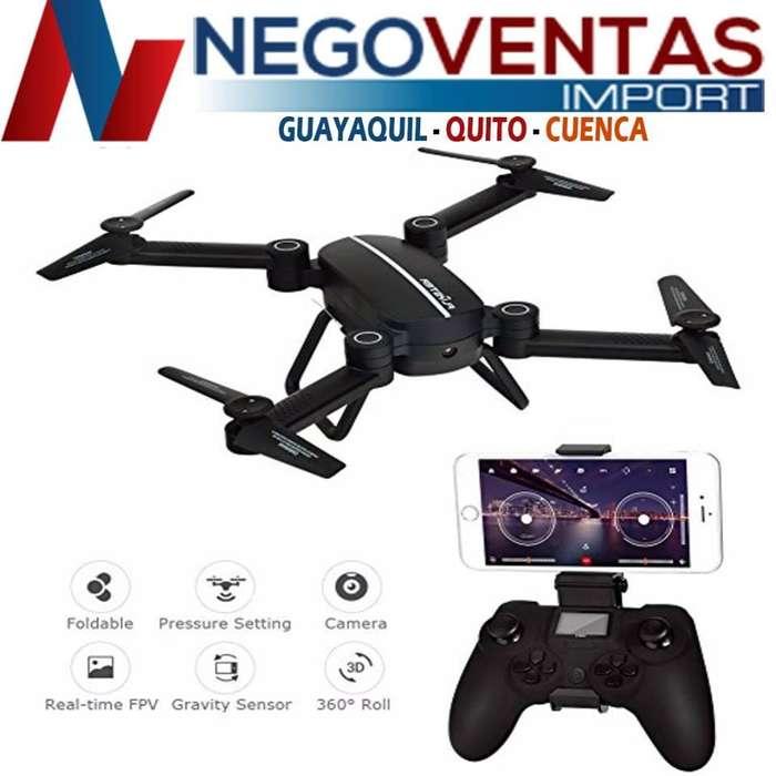 DRONE SKYPE HUNTER CON WIFI Y CAMARA