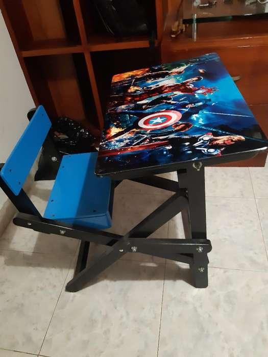 <strong>escritorio</strong> para Niño en Perfecto Estado