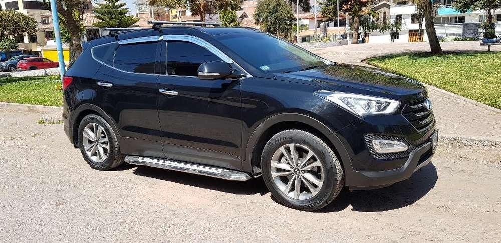 Hyundai Santa Fe 2015 - 16800 km