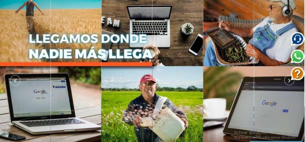 Internet Satelital para zonas rurales en Boyaca