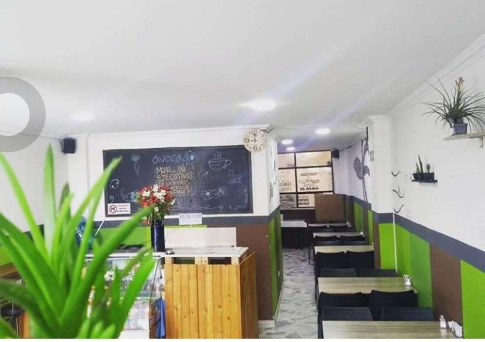 Vendo Negocio de Comida Y Cafetería