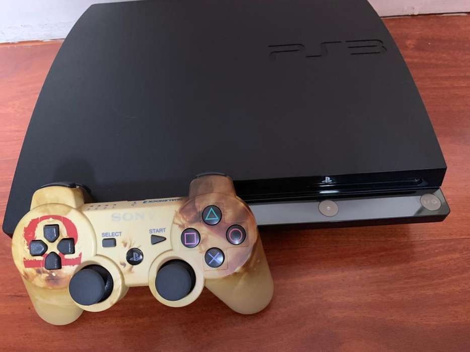 Play 3 Slim 500gb