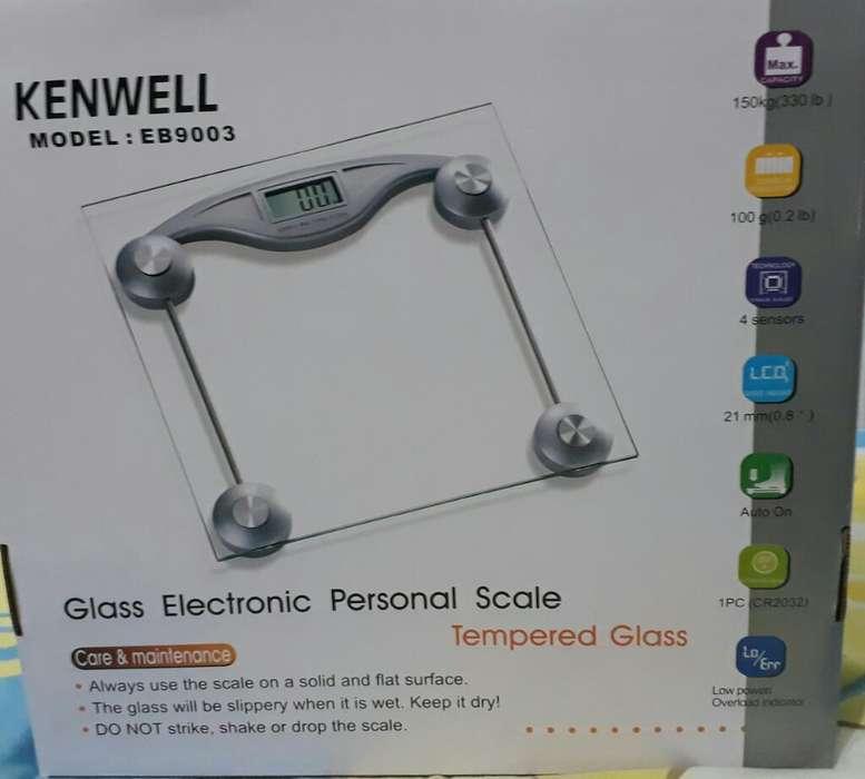 Bascula Digital Kenwell Modelo Eb9003