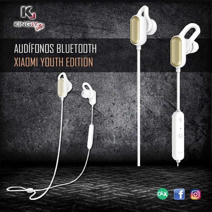 Audífonos <strong>bluetooth</strong> Xiaomi Youth Edition 11 Hrs de duración Tienda virtual en Trujillo Accesorios Trujillo Kingly Shop