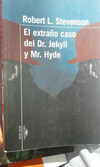 Libro Dr Jekill Y Mr Hyde