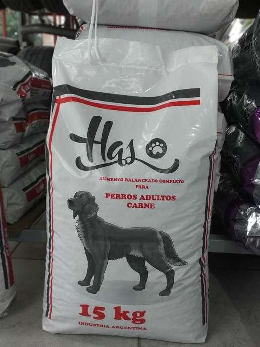 Alimento Balanceado para Perro. 15 kg