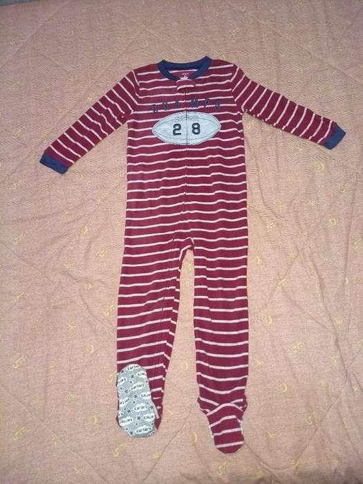 Pijama Micropolar Carters