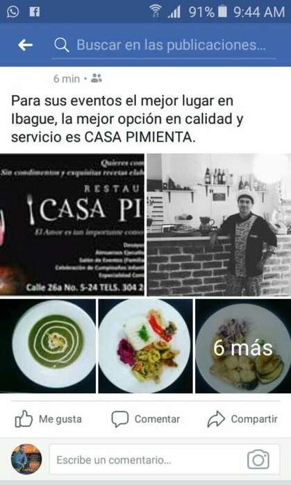 Venta Restaurante