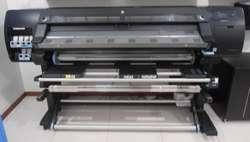 Plotter Hp Latex L26500 260 Gran Formato