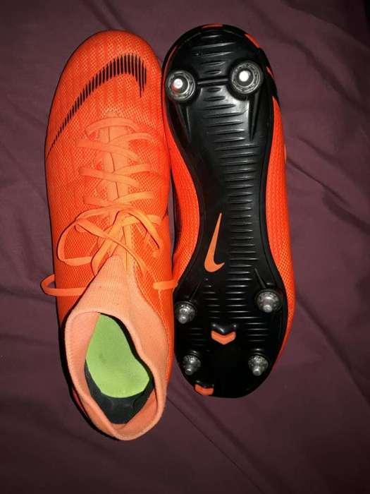 Botines Nike Mercurial Superfly