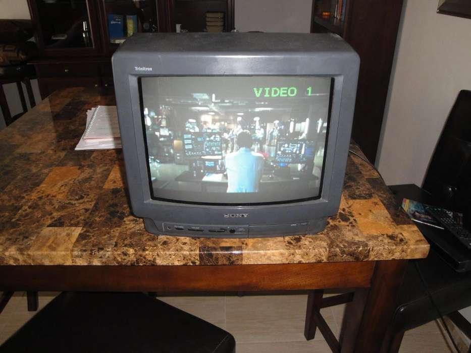 TV SONY TRINITRON 14 PULGADAS