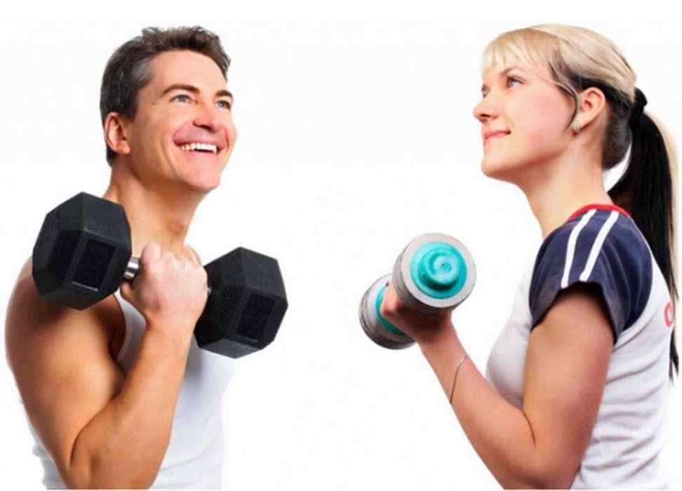 Instructor de pesas