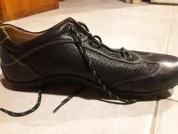 Liquido Zapatos Cuero Nro 46