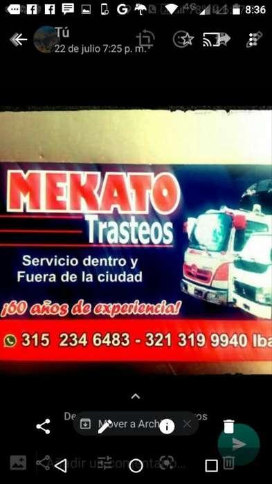 Acarreos 3213199940