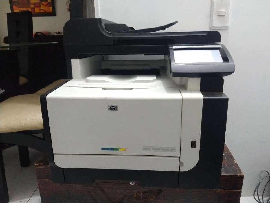 Impresora Laser Multifuncion a Color