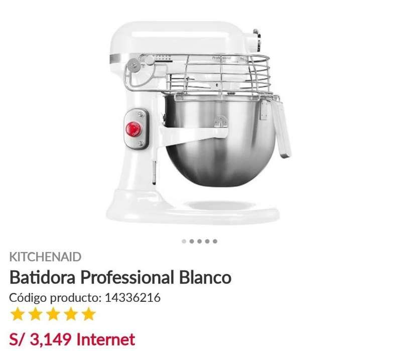 Kitchenaid Pro 6.9lt, No Bosch,sony