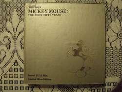 Pelicula Super 8 El Raton Mickey 50 Años Edicion Limitada