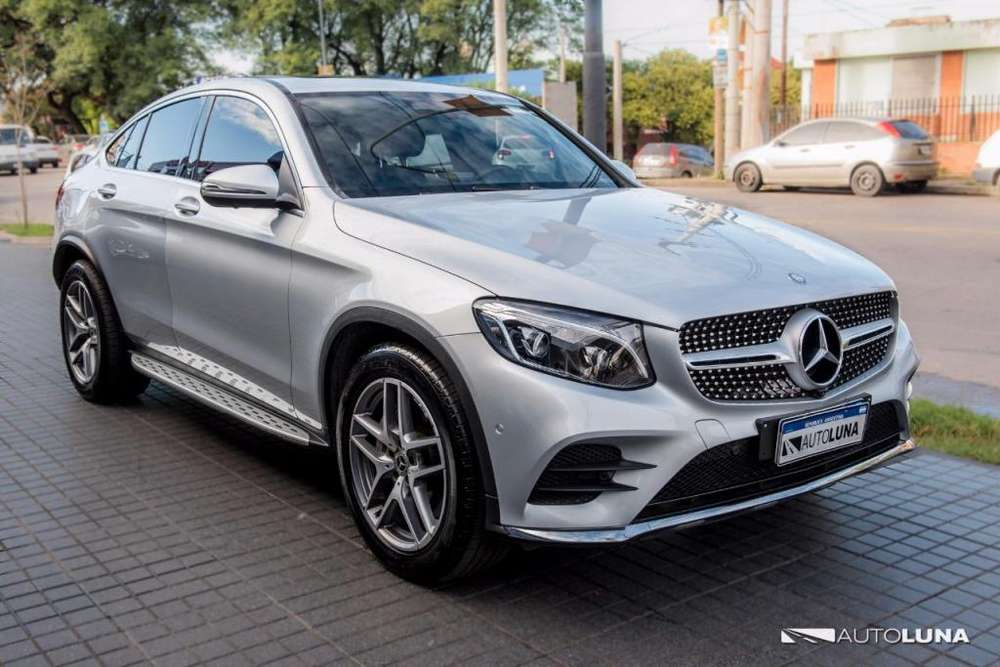 Mercedes-Benz Clase GLC 2017 - 18000 km