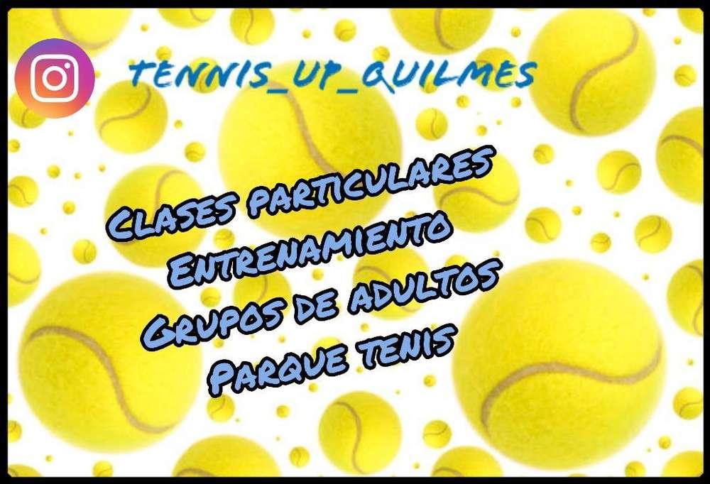 Ponete en Forma Jugando Al Tenis !!!