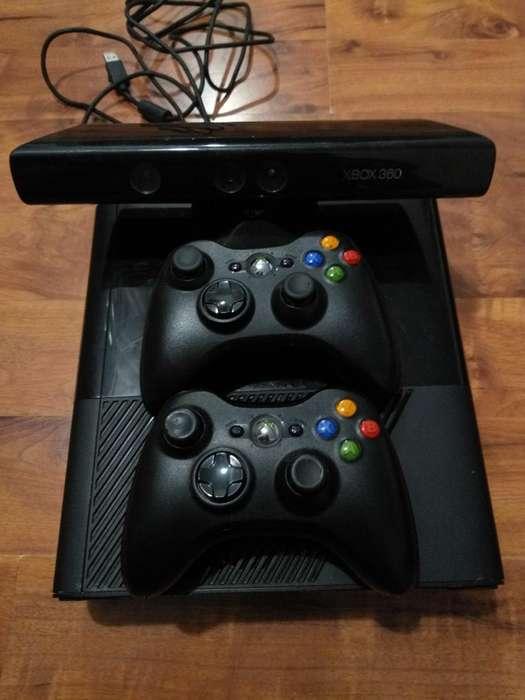 Xbox 360 5.0, 2 Controles (negociable)