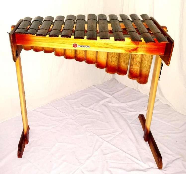 marimba de chonta de 12 notas