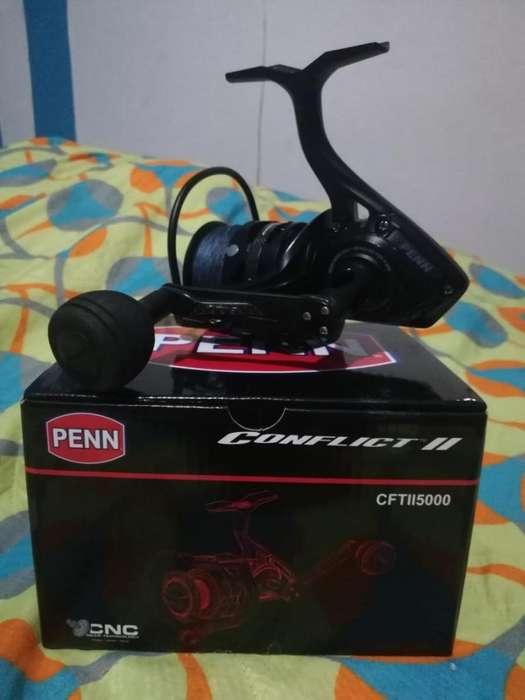 Vendo Carrete Penn Comflict 5000