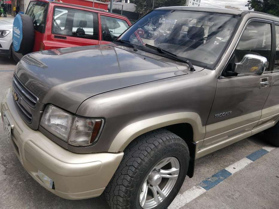 Chevrolet Trooper 2001 - 280000 km