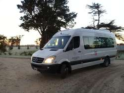 Servicio De transporte de pasajeros Traslados en Minibus de 15 y 19 pasajeros