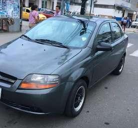Chevrolet Aveo 2009 - 100 km