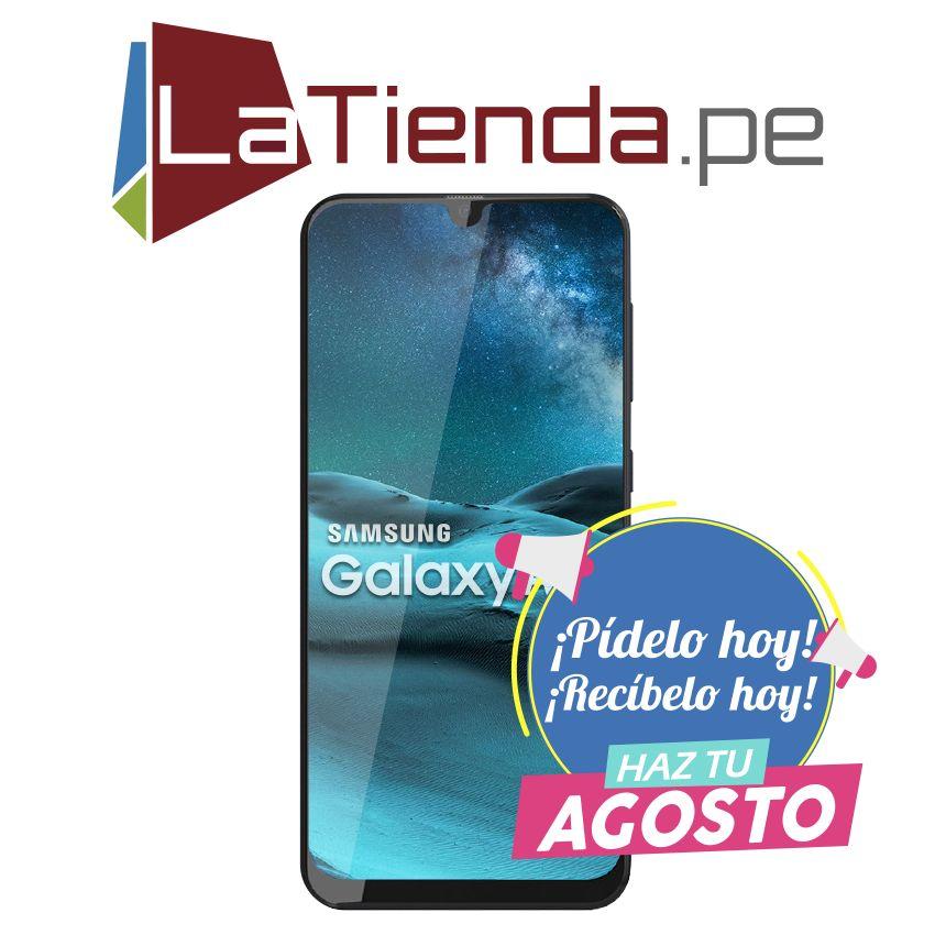 Samsung Galaxy A50 - resolución Full HD