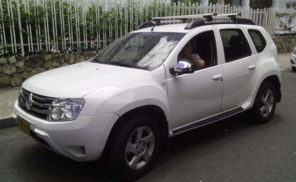 Renault Duster 2013 - 63000 km