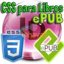 sku568 VÍDEO CURSO CSS ESPECÍFICO PARA LIBROS EPUB DIGITALES EN ESPAÑOL