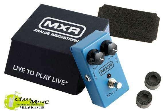 PEDAL BLUE BOX M103 NUEVO