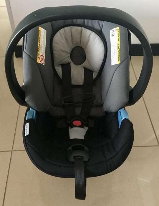 Super gangazo silla de bebe para carro Cybex Silver