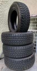 Venta Llantas Bridgestone R17 Originales de Fortuner