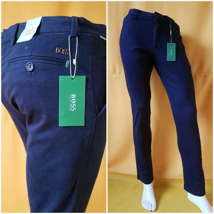 Pantalon Hugo Boss Italy Original