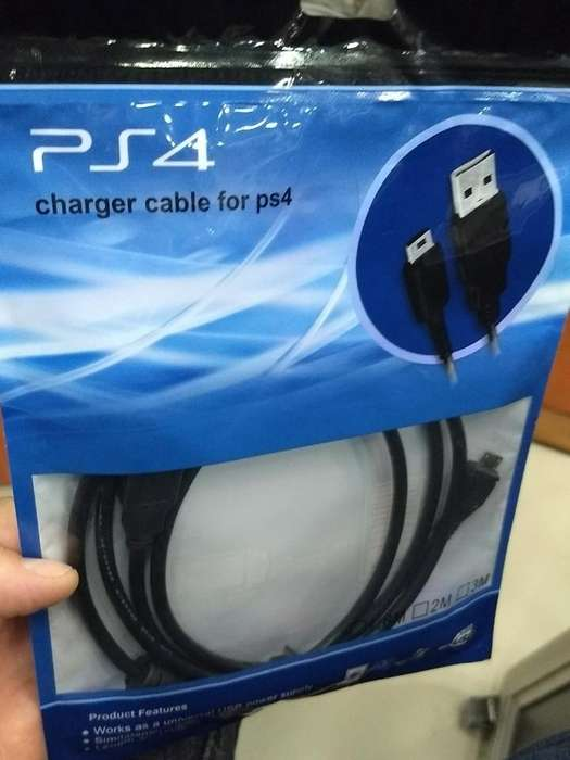 Cable Control Ps4