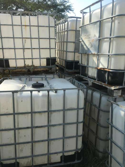 isotanques usados