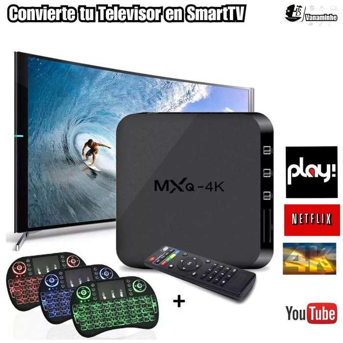 Convertidor de Televisores en Smart Tv