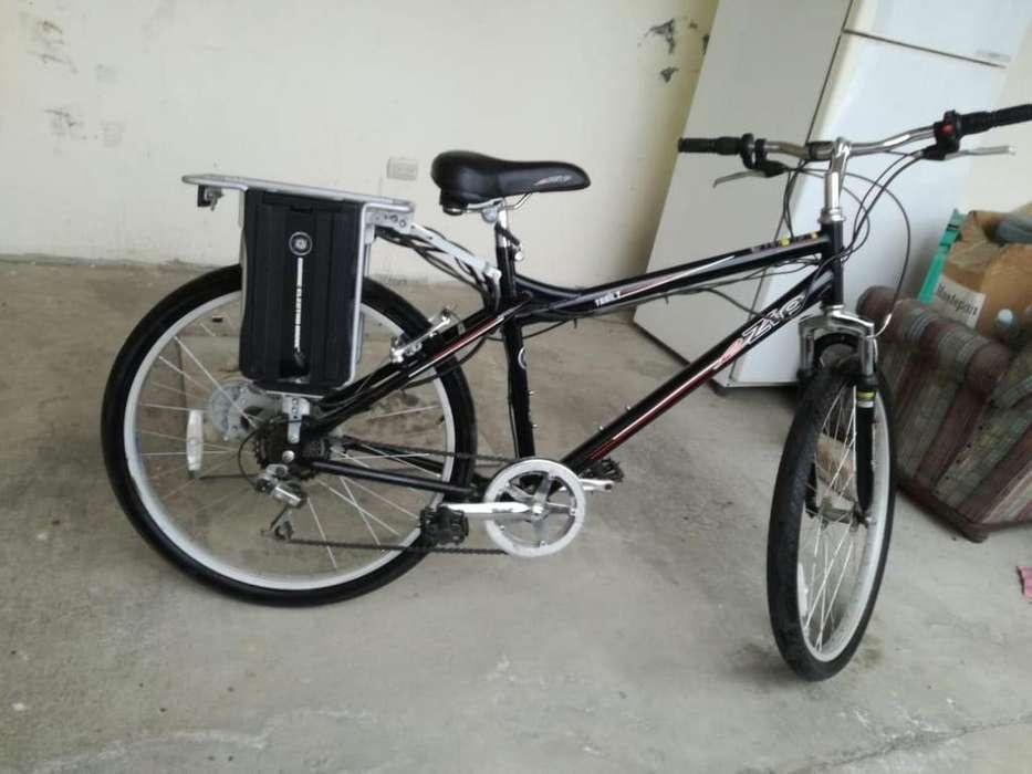 Poderosa <strong>bicicleta</strong> Eléctrica (450w Ecológica,híbrida)