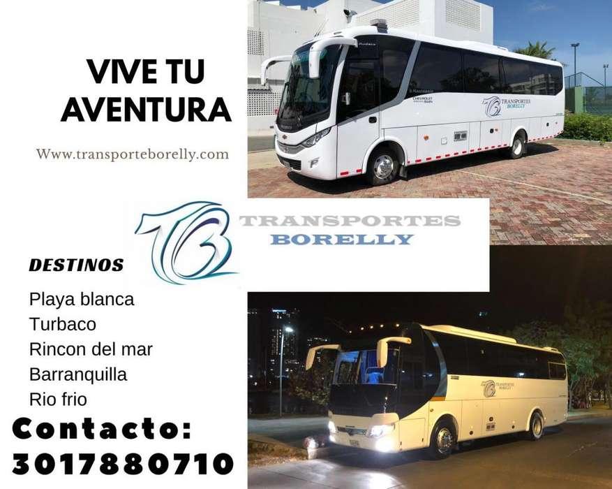 Transporte en Cartagena